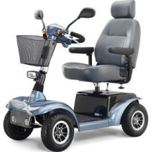 4 Wheel Mobility Scooter (ActiveCare Prowler 3410 Mid-Size)