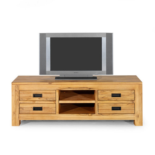 Natural Wood TV Stands