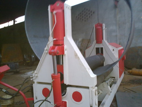 Big Hydraulic Plate Bending Machine