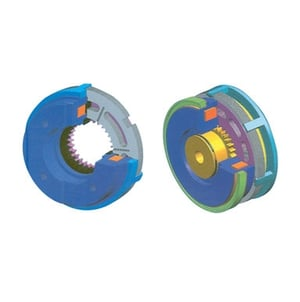 Electromagnetic Multi Disc Clutch And Brakes
