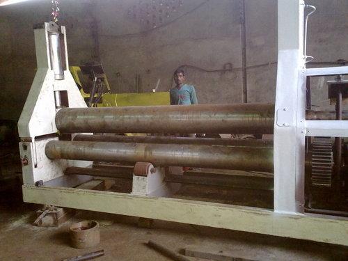 Latest Hydraulic Plate Bending Machine