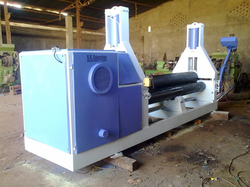 Plate Bending Machinery