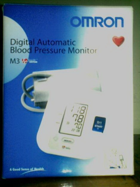 Omron M3 Upper Arm Blood Pressure Monitor