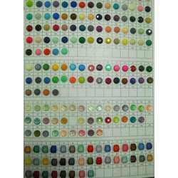 Plastic Designed Beads