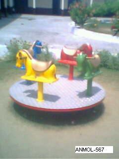 Playways Merry Go Rounds