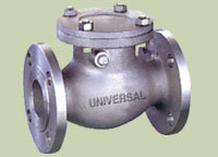 C.S. Swing Check Valve Flanged