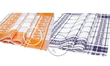 Check Kitchen Linens