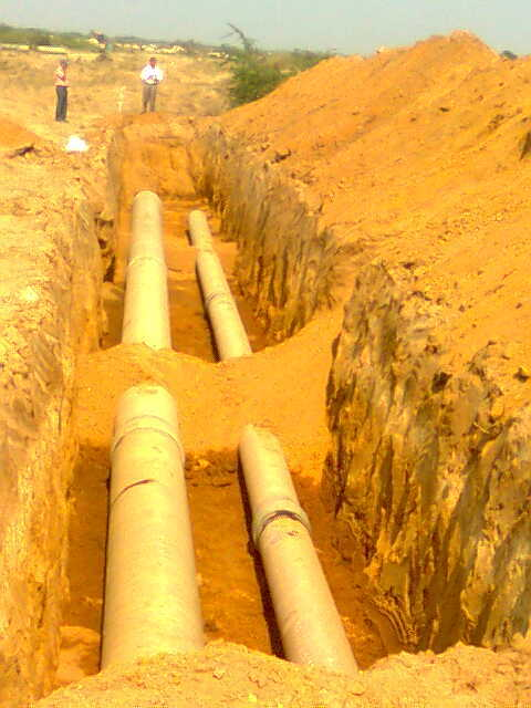 GRP/GRE Pipes - EPP Composites Private Limited, Plot No- 2646