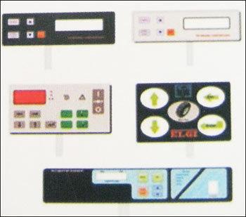 Membrane Keypad Stickers