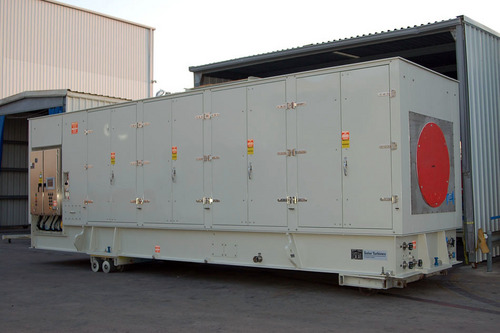 Solar Gas Turbine Generator (T-60) in Glenside, Pennsylvania