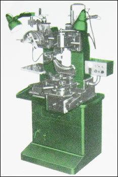 Swiss Type Facetting Machine