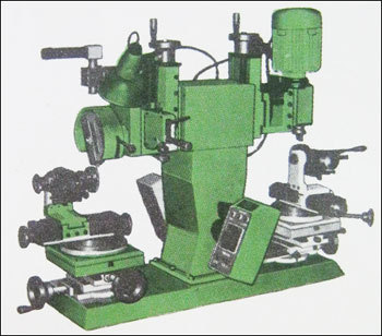 Universal Combined And Vertical Two Side Milling Machine