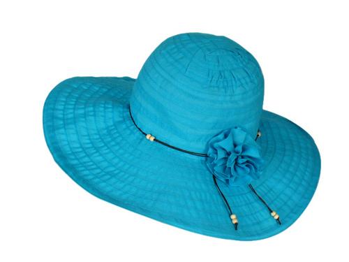 Blue Ribbon Beach Hats