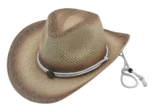 Paper Straw Cowboy Hats