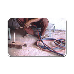 Welding Pipe (Red And Blue)