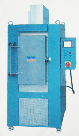 Cxm-Rbf Microcomputer Controoled Double Layered And Revolving Electric Burnout Furnace