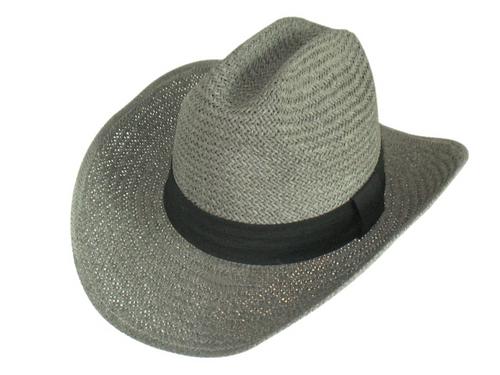 String Cowboy W/ Cotton Band Hat