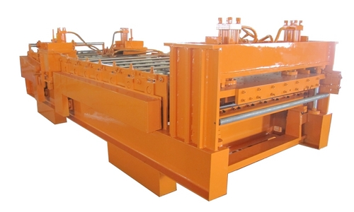 YX10 Roll Forming And Bending Machine