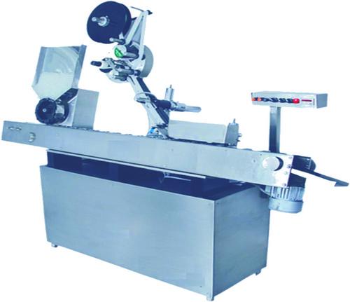 Automatic Ampoule Vial Sticker Labeling Machine