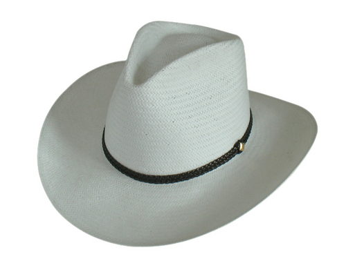 Leather Band Cowboy Hats