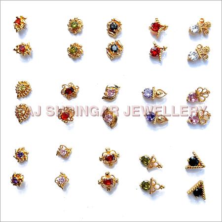 Fancy Earrings Tops