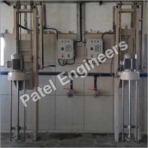 Industrial High Speed Stirrer Machine