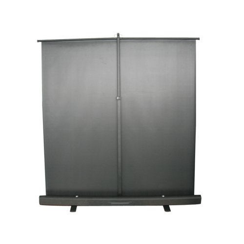 Portable Outdoor Fastfold Glass Beaded Projection Screen