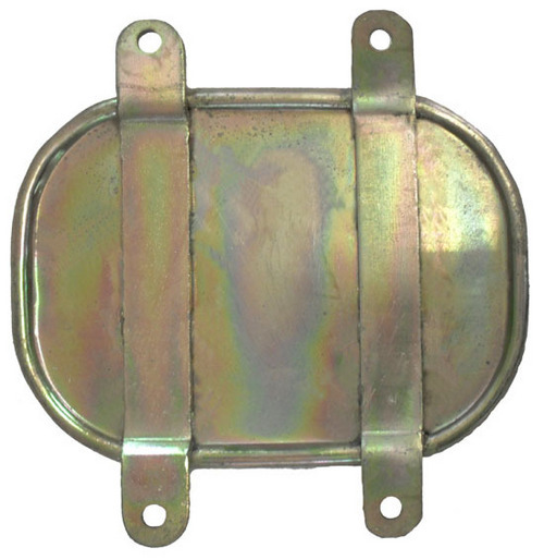 Precise Cover Plate With Strip