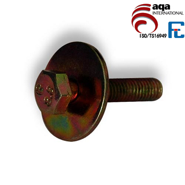 Hexagon Bolt With Flat Washer