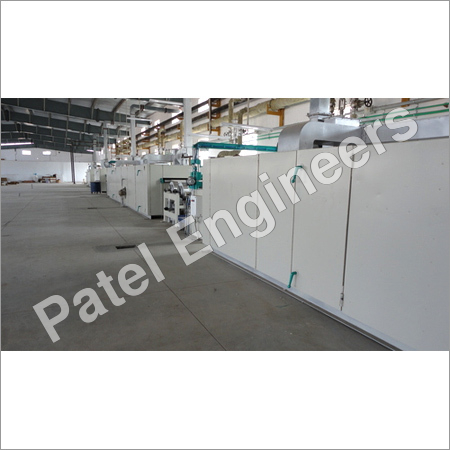 P.V.C Release Paper Coating Plant
