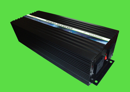 Solar Inverter 5kw With Single Phase Output