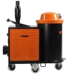 Dry Industrial Vacuum Cleaners (Three Phase)