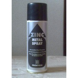 Zinc Metal Spray