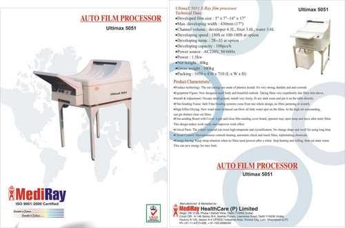 Auto Film Processor