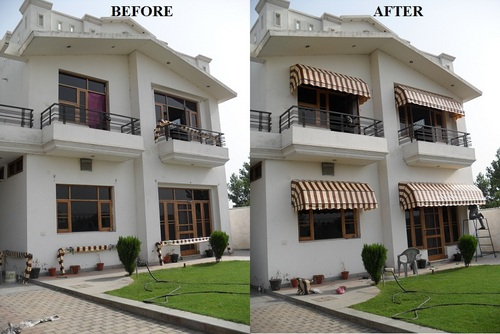 Residential Window Awnings In Pakhowal Road