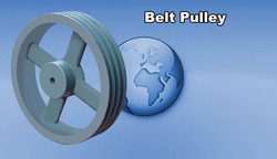 Industrial Belt Pulley