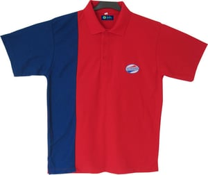 Red and Blue Polo T-Shirts