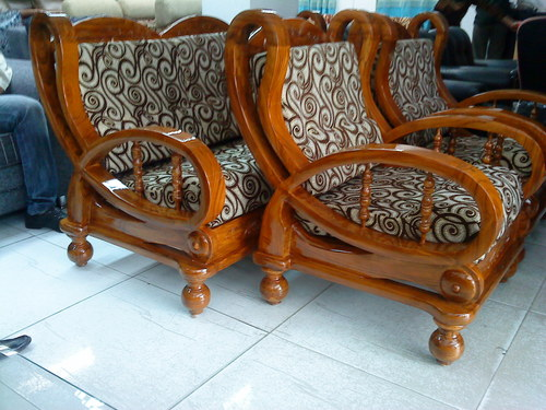 Wooden Sofa Sets At Best Price In Bhopal Madhya Pradesh