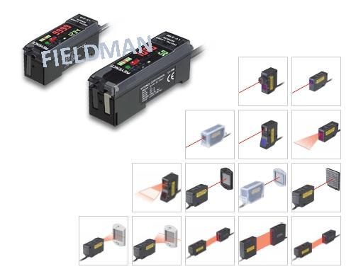 Keyence Sensor Lv-H