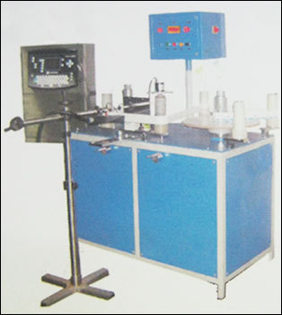 Lable Counting Machine With Inkject Printing (Re-Cip-200)