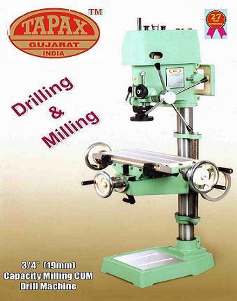Milling Cum Drill Machine