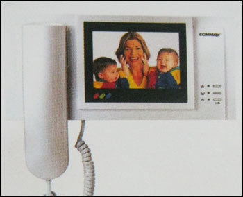 Door Phone For Single Apartment - THIRD EYE SECURITY SYSTEMS
