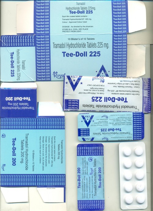 Tee-Doll Tablets