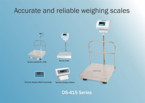 Weighing Scale (Ds415 Series)