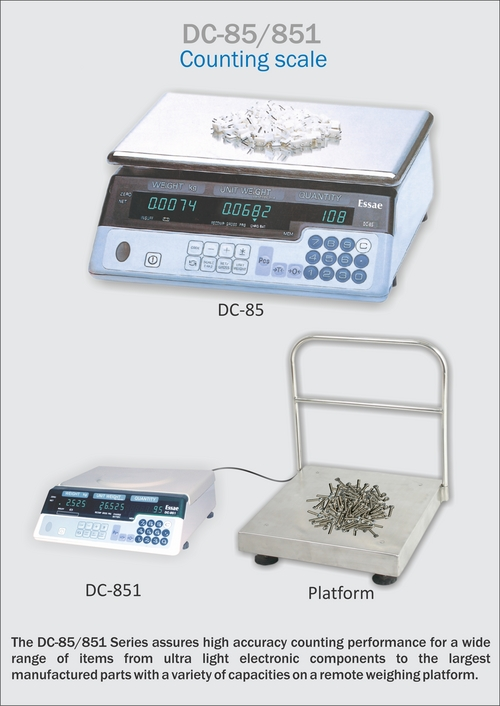Counting Scale (Dc85 / 851)