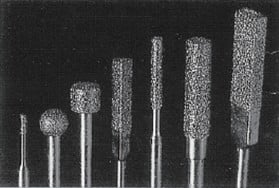 Electroplated Diamond And CBN Tools