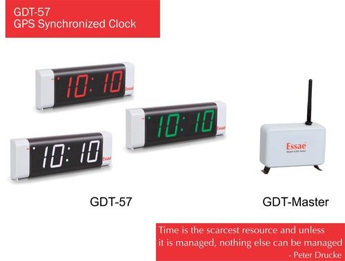 Gps Synchronized Clock (Gdt57)