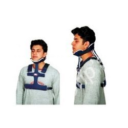 Neck Erect - Two Post Cervical Brace in  Indl. Area Ph-2