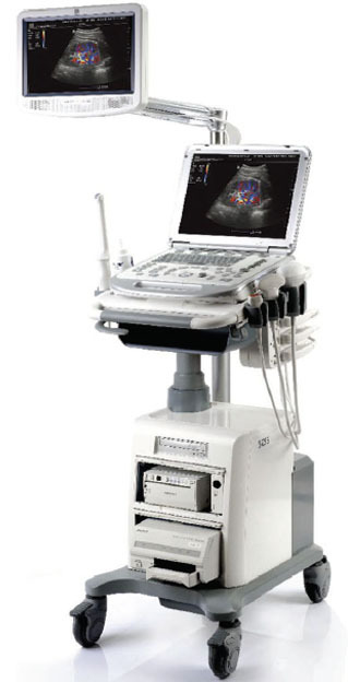 Diagnostic Ultrasound System Dc N6 Color Doppler In
