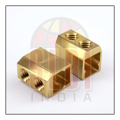 Brass Fuse Block Terminal